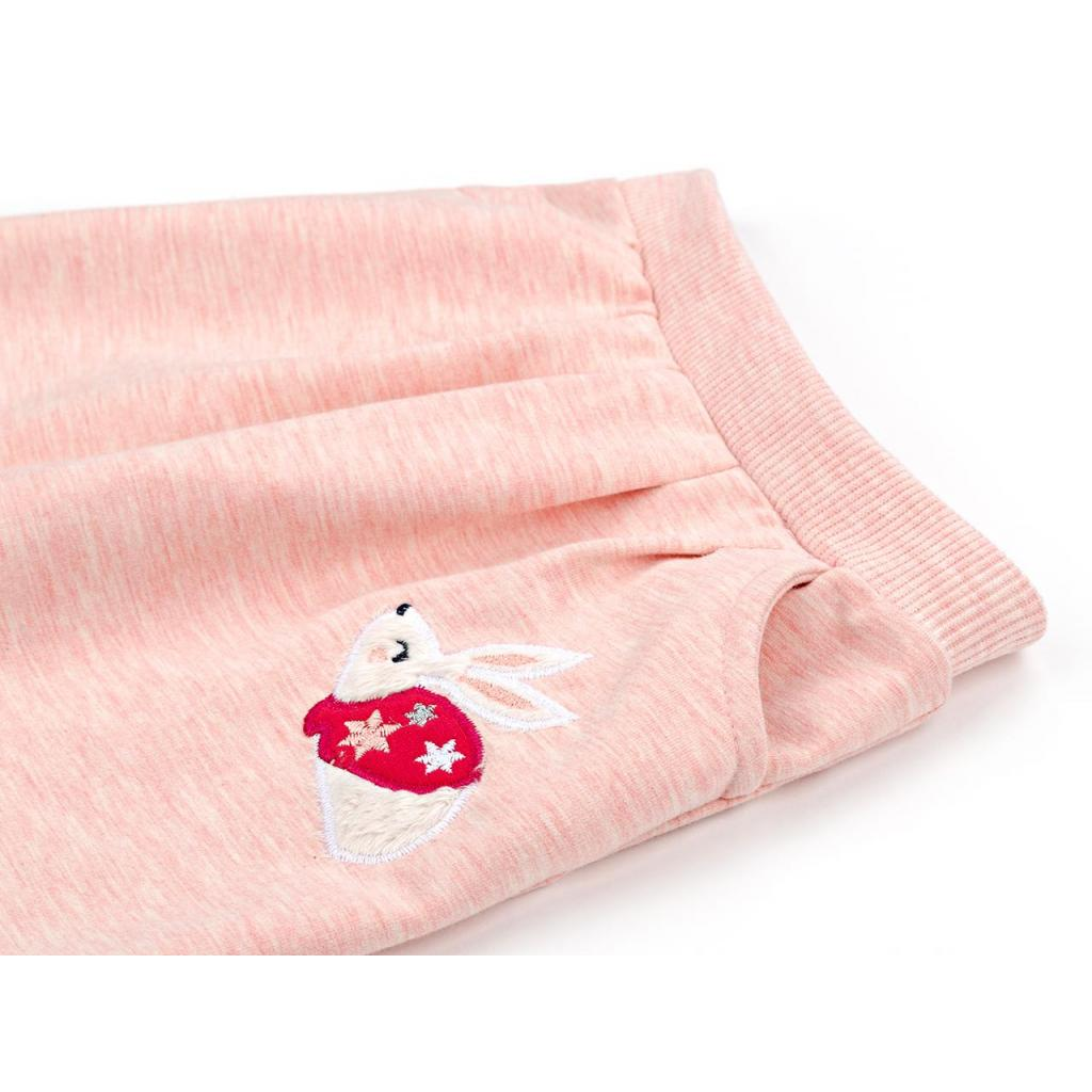 Набор детской одежды Breeze с зайчиками (10214-92G-peach) изображение 10
