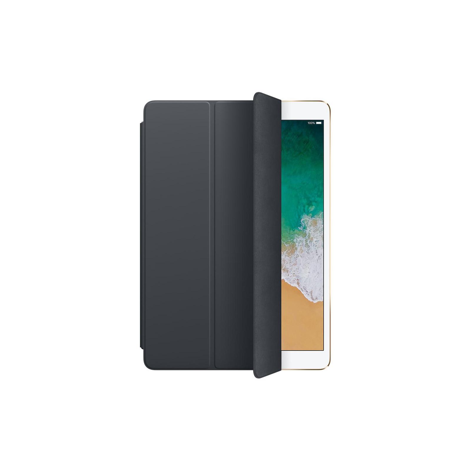 Чехол для планшета Apple Smart Cover for 10.5‑inch iPad Pro - Charcoal Gray (MQ082ZM/A) изображение 2