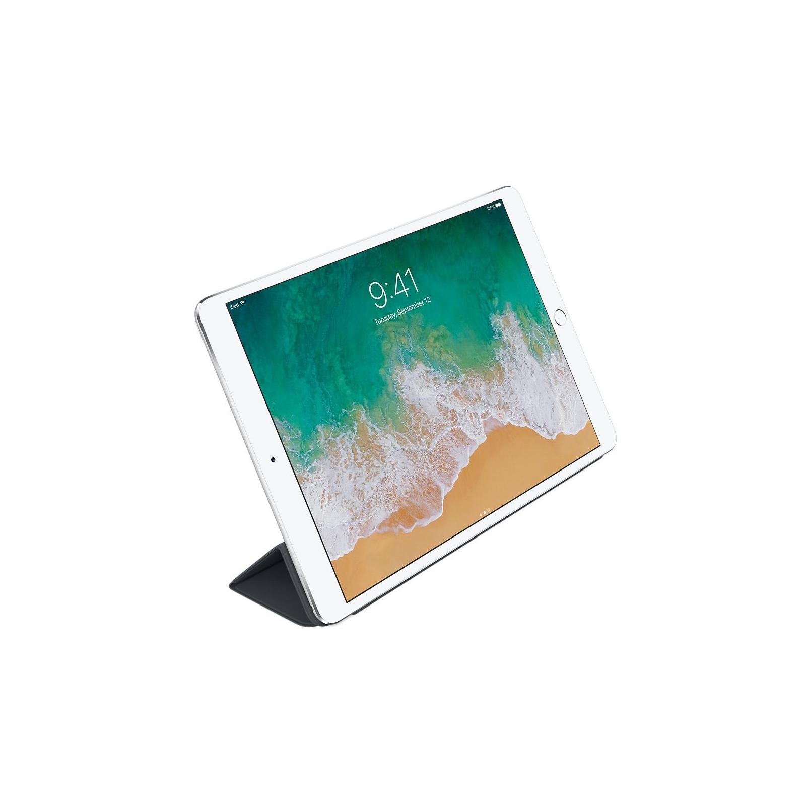 Чехол для планшета Apple Smart Cover for 10.5‑inch iPad Pro - Charcoal Gray (MQ082ZM/A) изображение 4