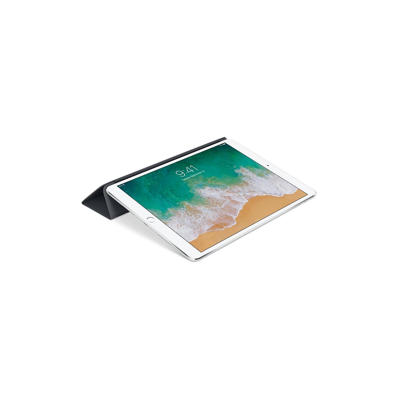 Чехол для планшета Apple Smart Cover for 10.5‑inch iPad Pro - Charcoal Gray (MQ082ZM/A) изображение 5
