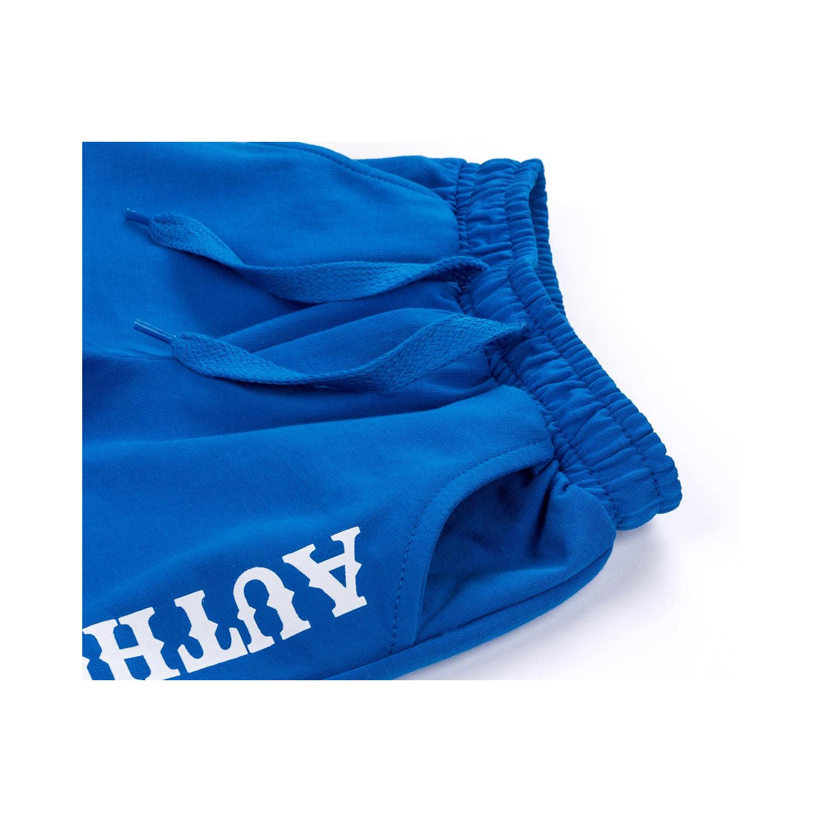 """Футболка детская Breeze с шортами """"AUTHENTIC"""" (10583-92B-blue) изображение 10"""
