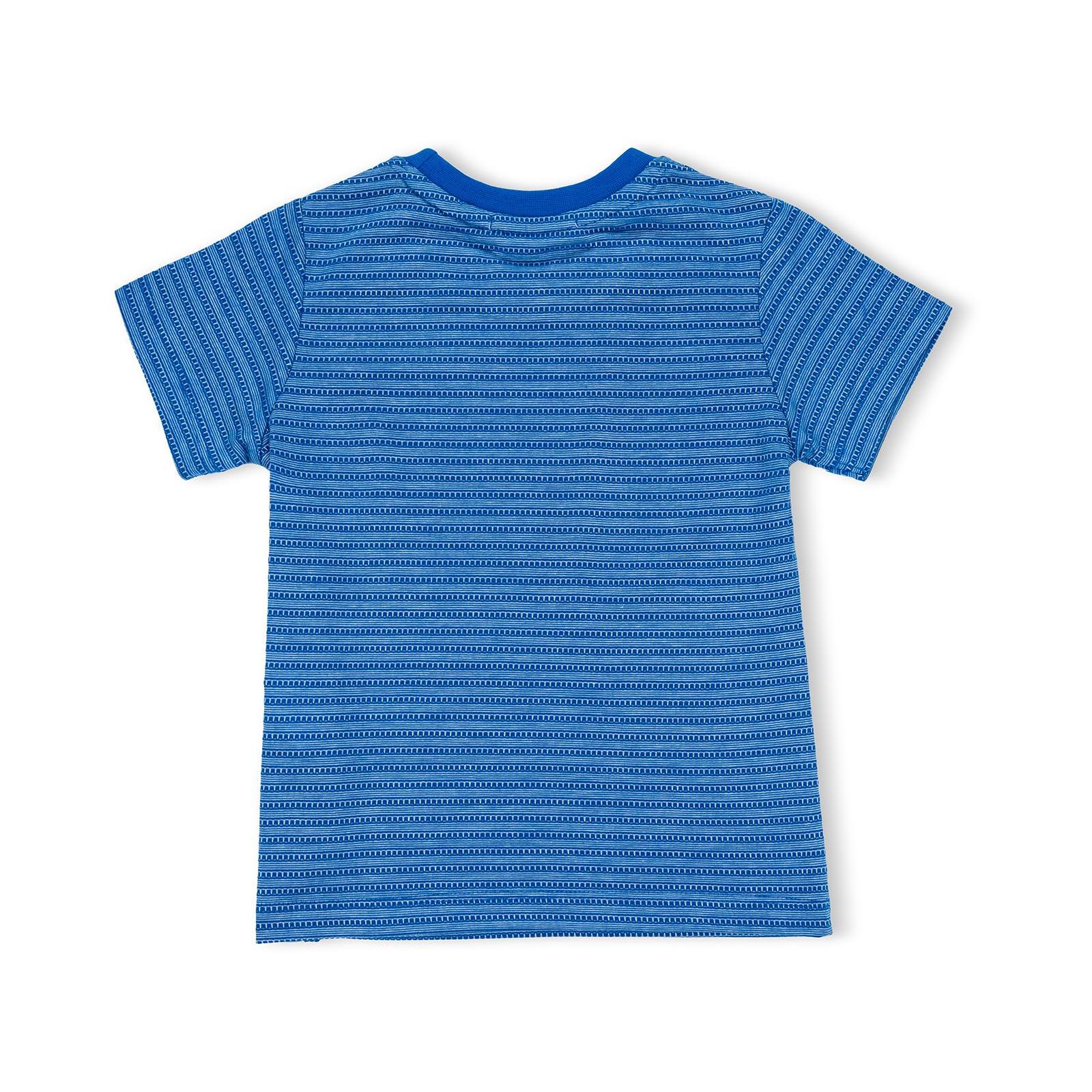 """Футболка детская Breeze с шортами """"AUTHENTIC"""" (10583-92B-blue) изображение 5"""