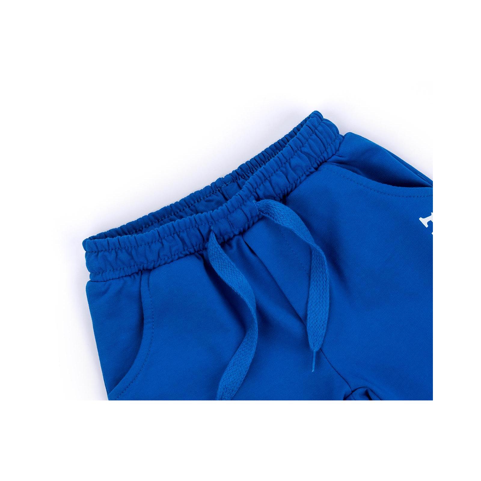 """Футболка детская Breeze с шортами """"AUTHENTIC"""" (10583-92B-blue) изображение 8"""