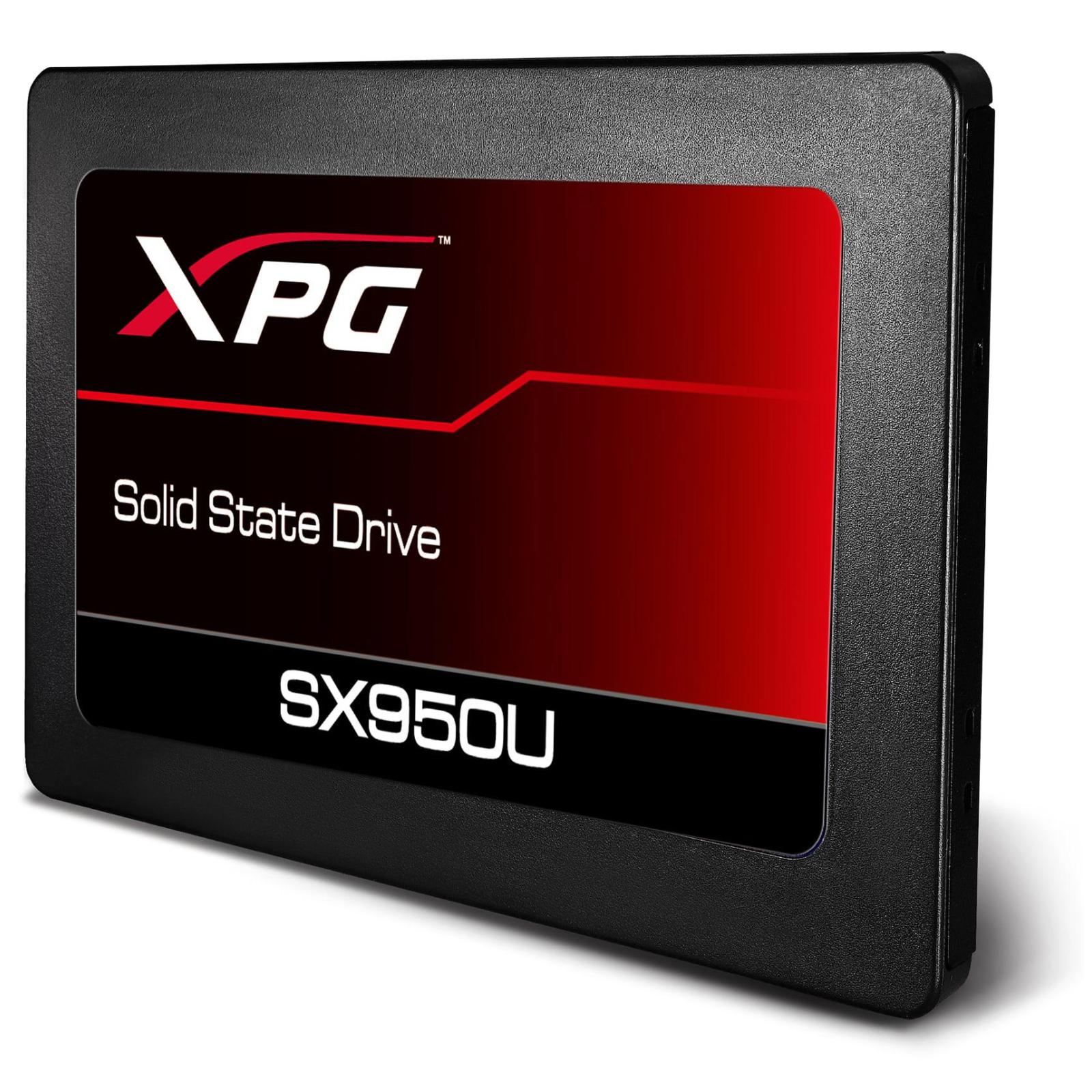 """Накопитель SSD 2.5"""" 480GB ADATA (ASX950USS-480GT-C) изображение 3"""