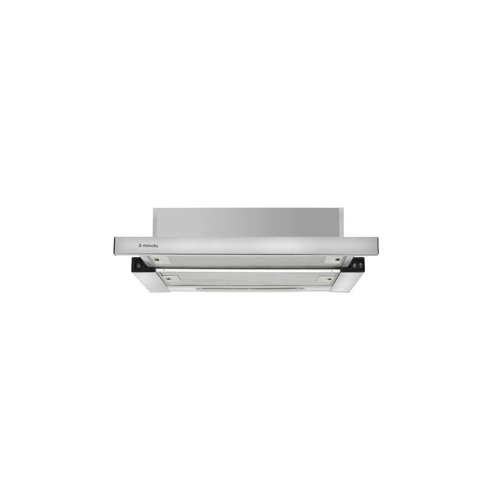Вытяжка кухонная MINOLA HTL 6010 FULL INOX 430 изображение 2