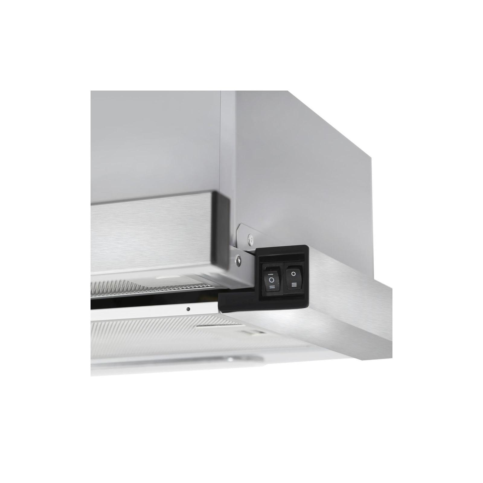 Вытяжка кухонная MINOLA HTL 6010 FULL INOX 430 изображение 6