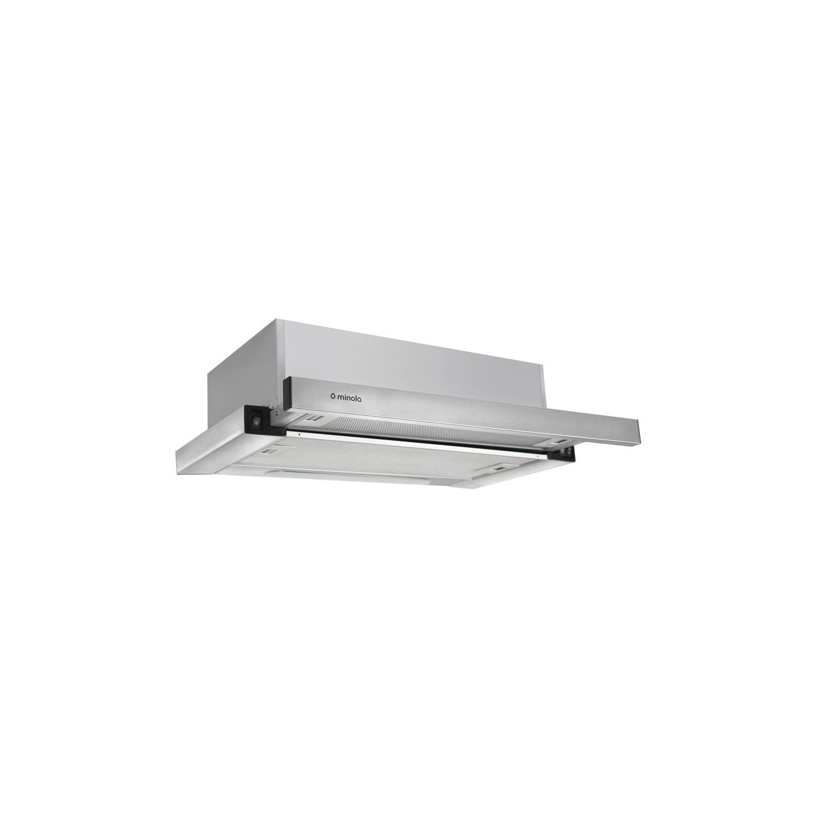 Вытяжка кухонная MINOLA HTL 6010 FULL INOX 430