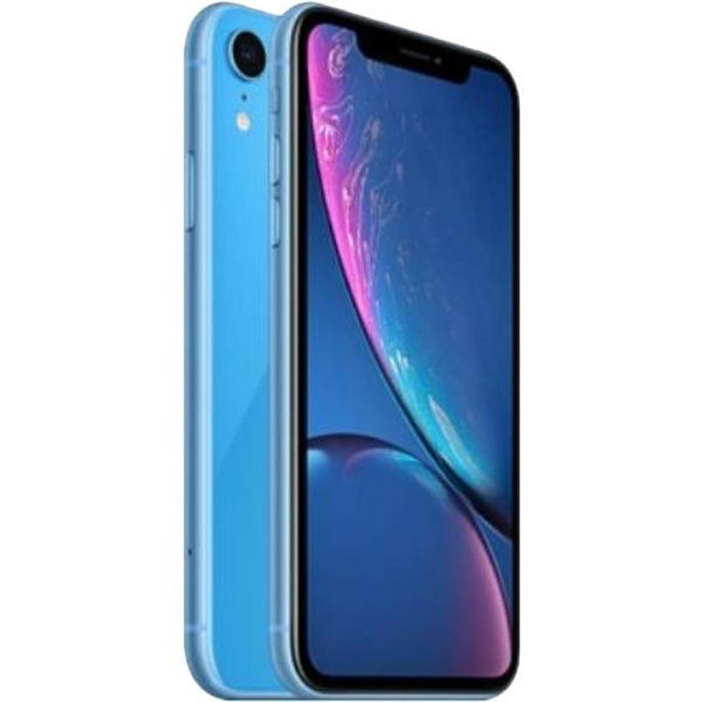 Мобильный телефон Apple iPhone XR 128Gb Blue (MRYH2RM/A/MRYH2FS/A) изображение 4