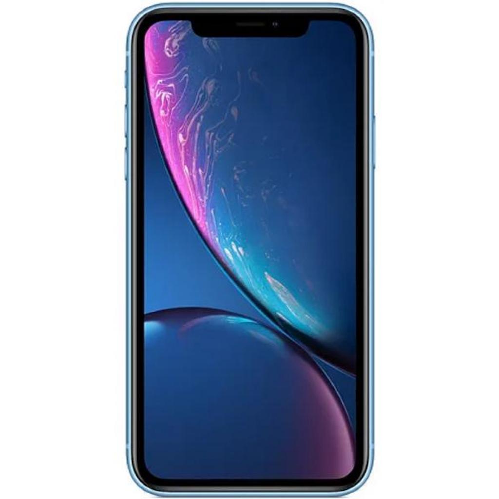 Мобильный телефон Apple iPhone XR 128Gb Blue (MRYH2RM/A/MRYH2FS/A)
