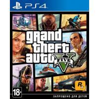 Игра SONY Grand Theft Auto V [Blu-Rayдиск] PS4 (5417112)