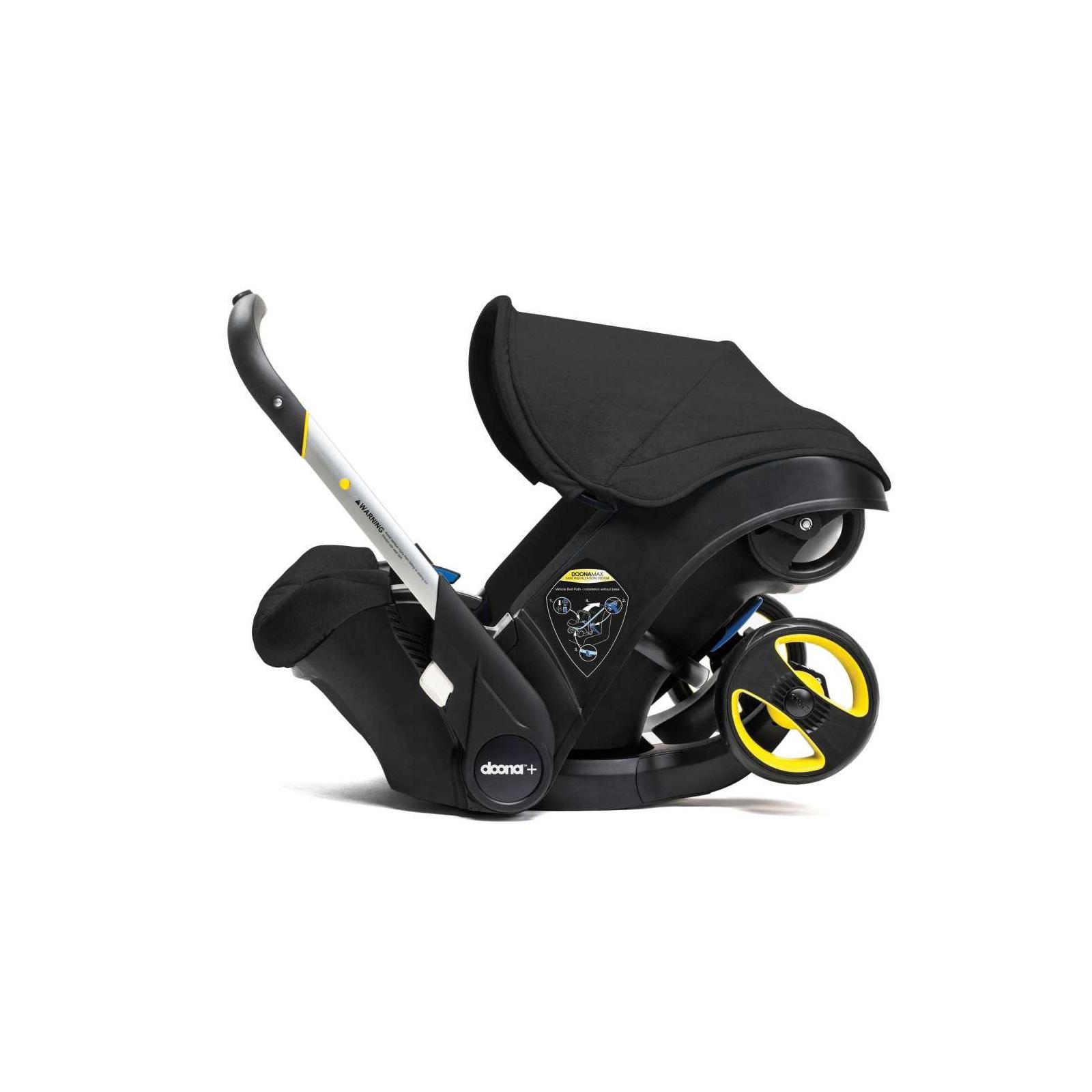 Автокресло Doona Infant Car Seat / Серое (SP150-20-006-015) изображение 3