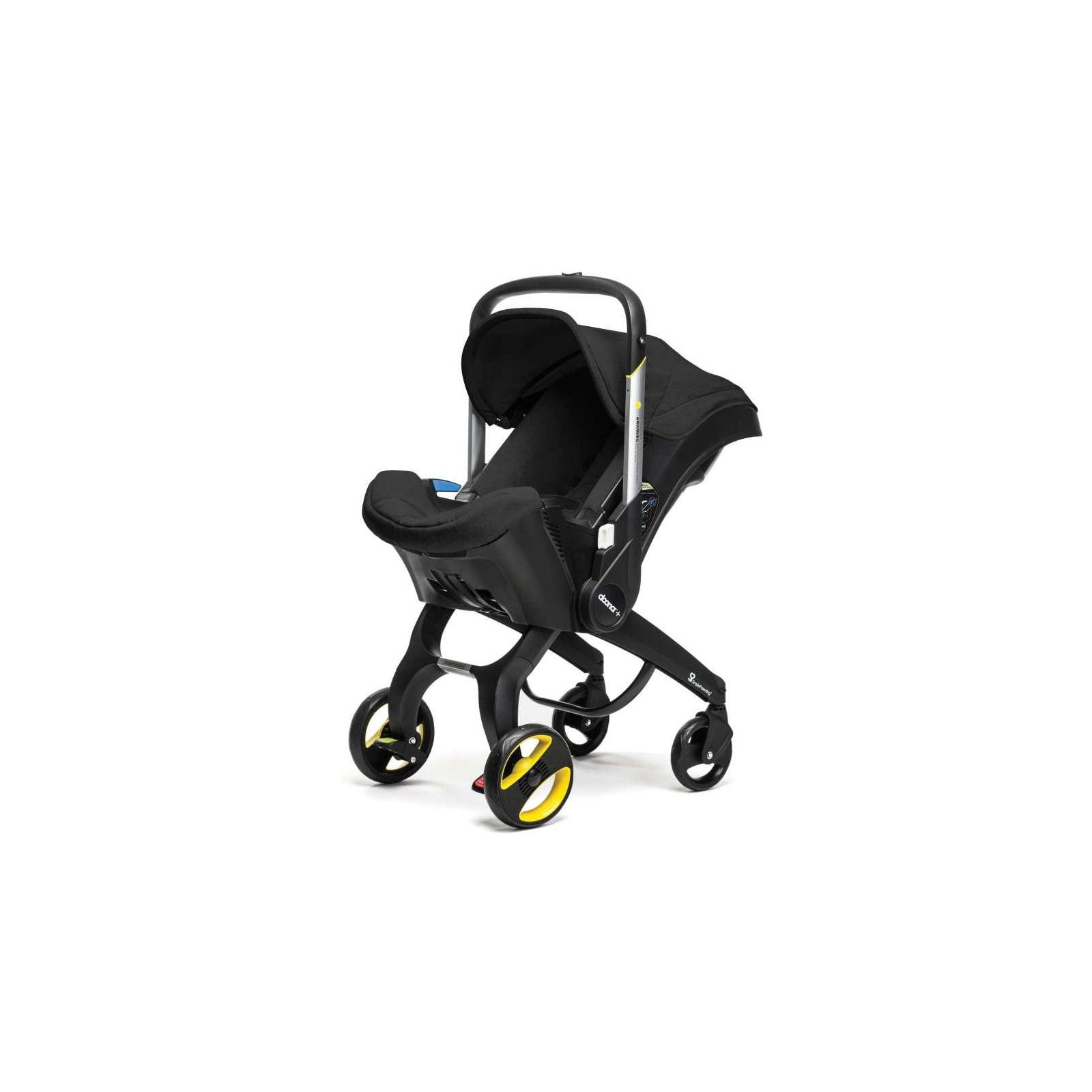 Автокресло Doona Infant Car Seat / Серое (SP150-20-006-015) изображение 4