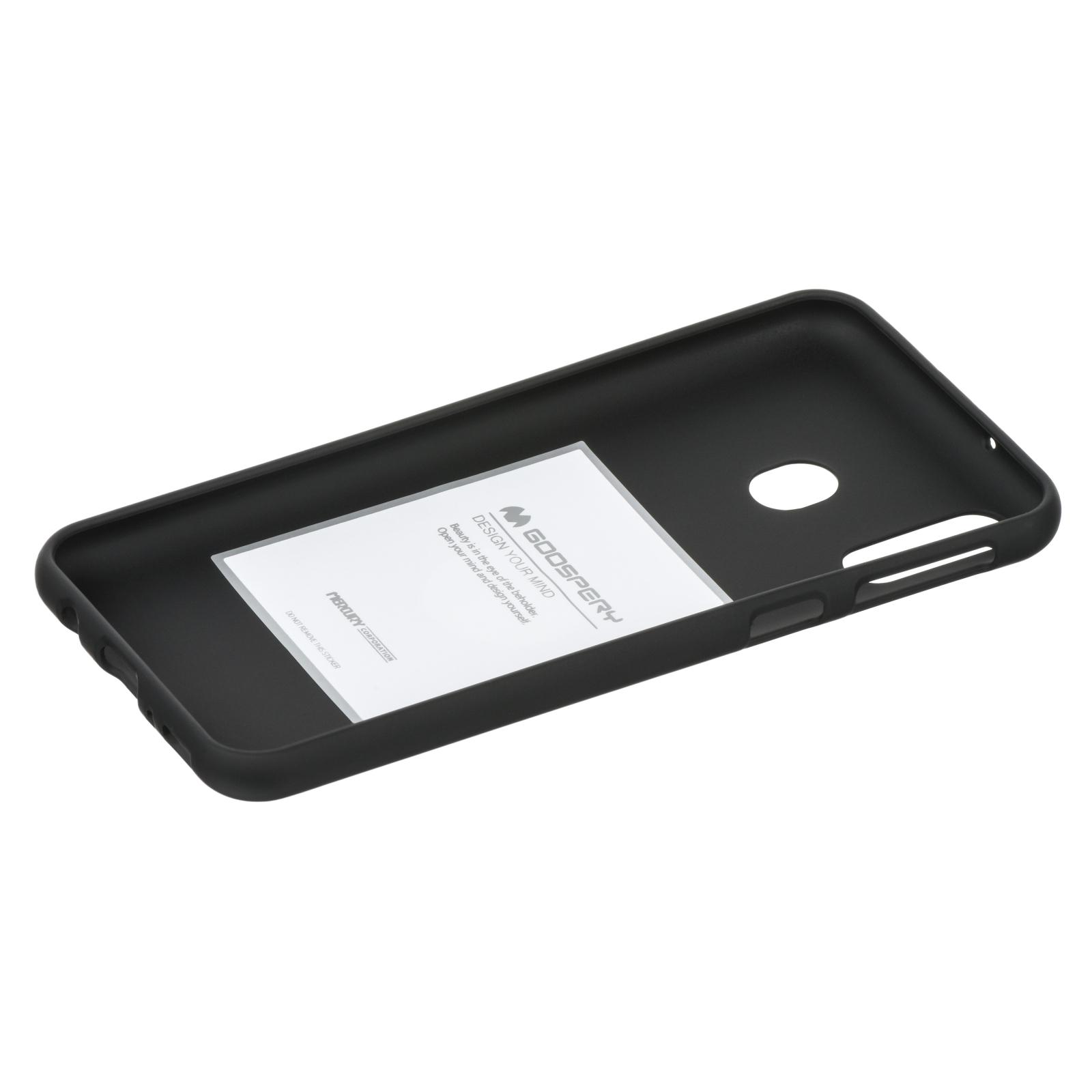 Чехол для моб. телефона Goospery Samsung Galaxy M20 (M205), SF JELLY, PINK (8809661780762) изображение 2