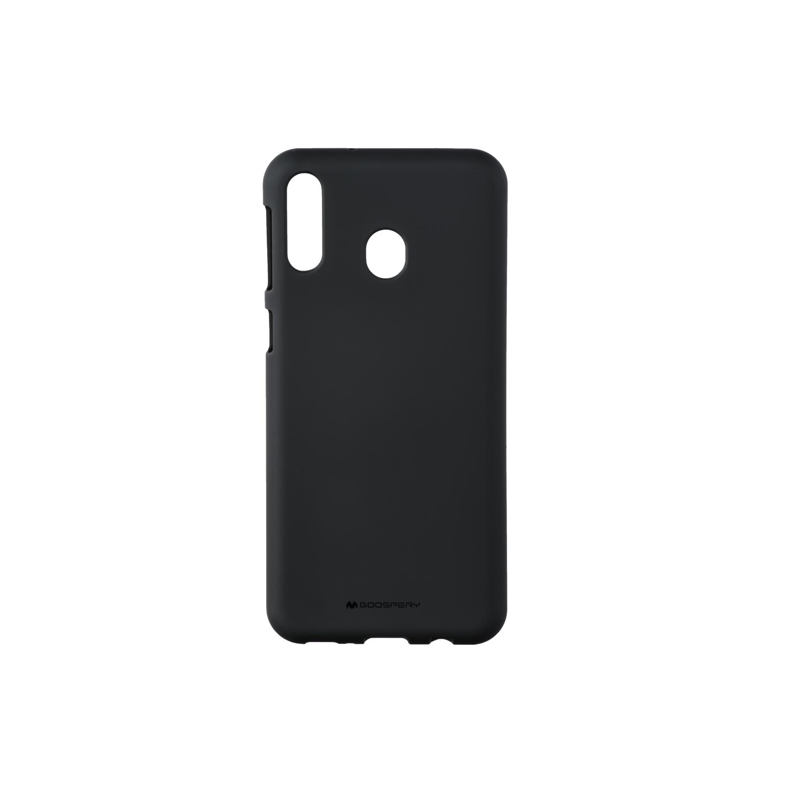 Чехол для моб. телефона Goospery Samsung Galaxy M20 (M205), SF JELLY, PINK (8809661780762)
