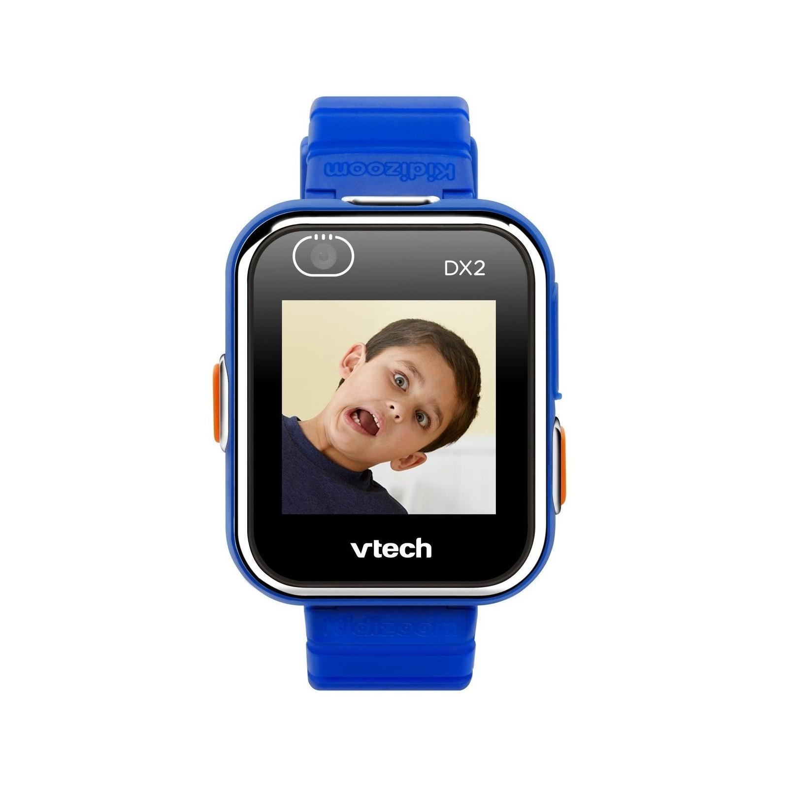 Интерактивная игрушка VTech Детские смарт-часы Kidizoom Smart Watch Dx2 Blue (80-193803) изображение 2