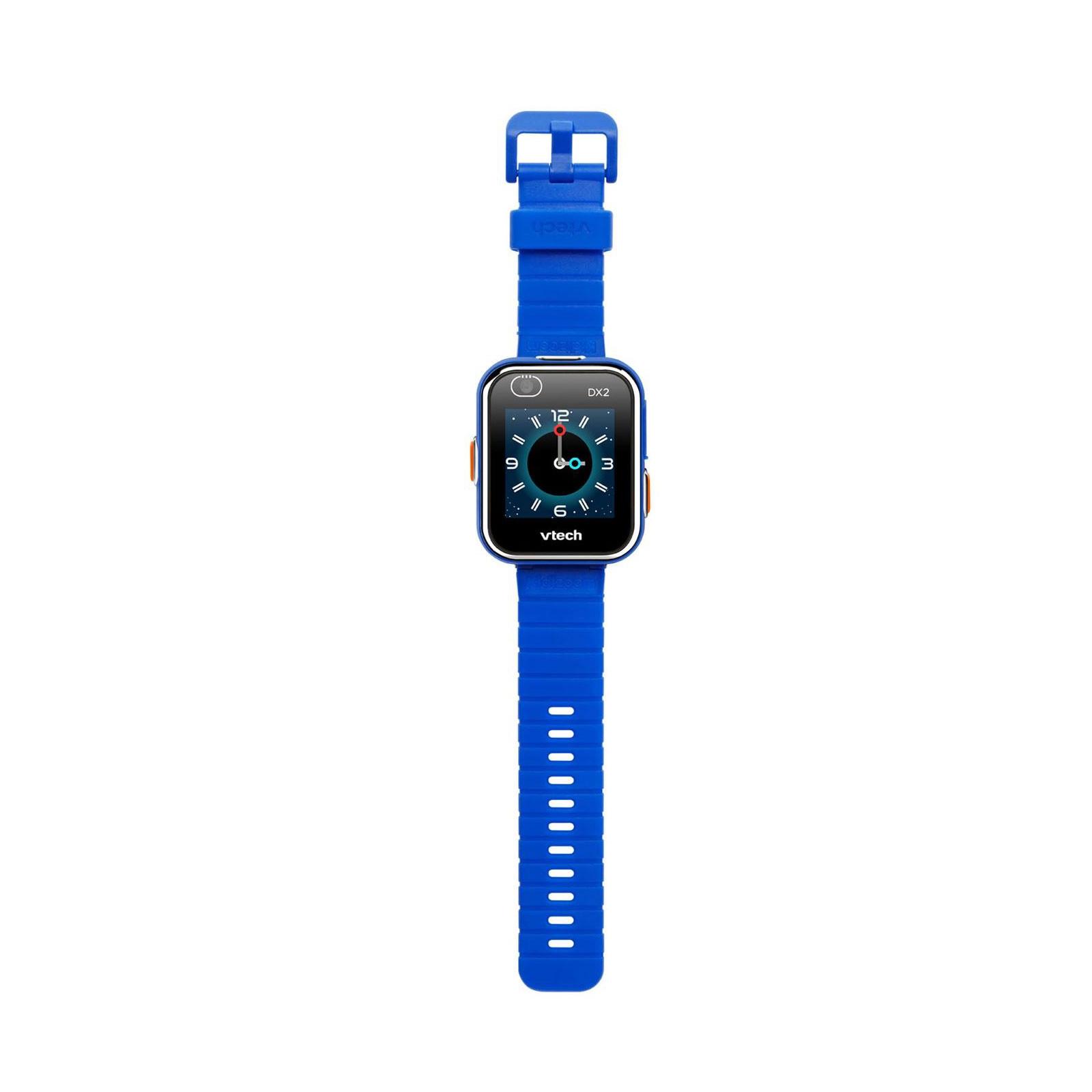 Интерактивная игрушка VTech Детские смарт-часы Kidizoom Smart Watch Dx2 Blue (80-193803) изображение 3