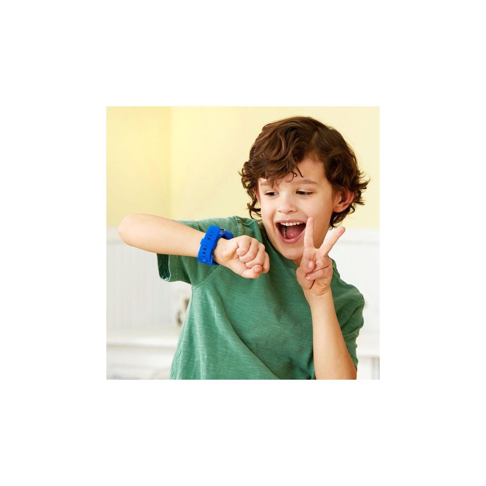 Интерактивная игрушка VTech Детские смарт-часы Kidizoom Smart Watch Dx2 Blue (80-193803) изображение 5