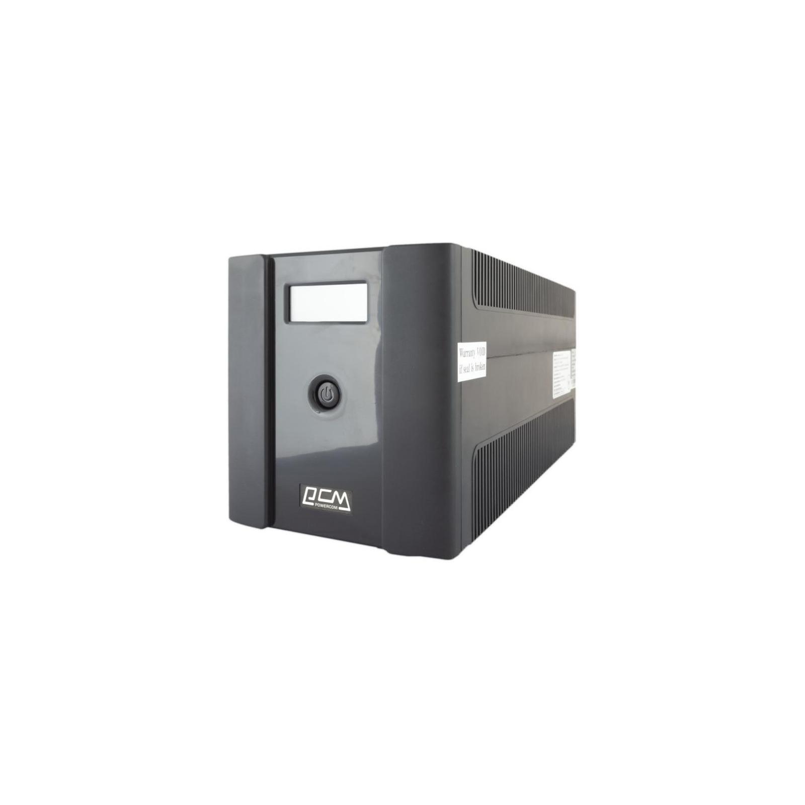 Источник бесперебойного питания Powercom RPT-1500AP LCD SCHUKO