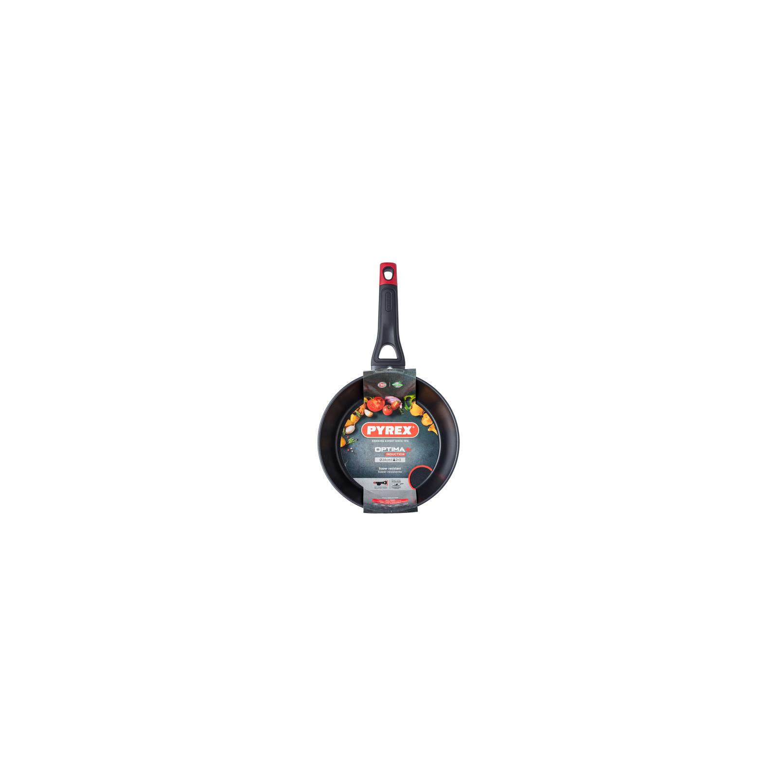 Сковорода Pyrex Optima+ глубокая 28 см (OT28DF6) изображение 2