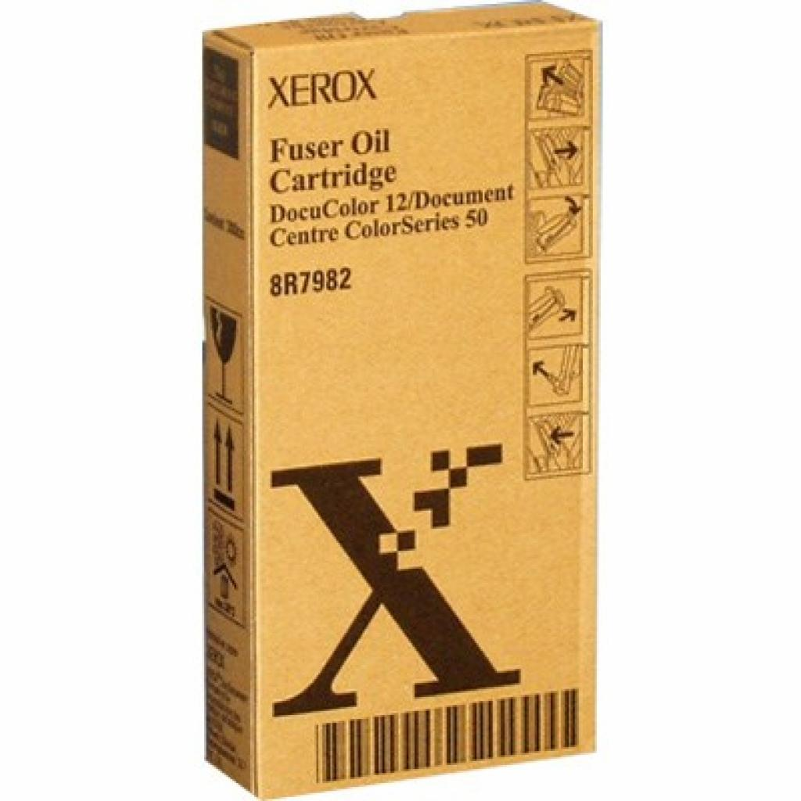 Фьюзерное масло XEROX DC12 (008R07982)