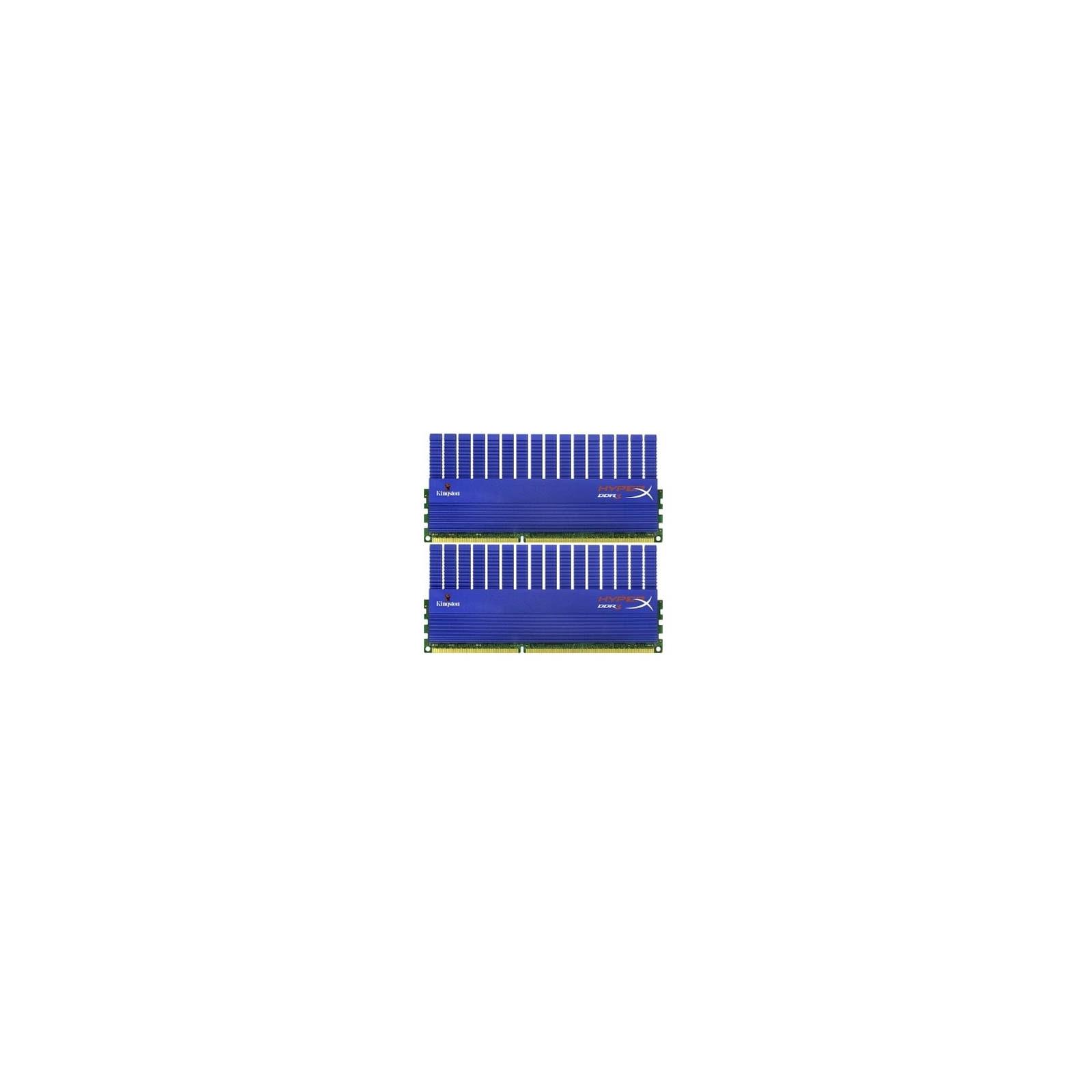 Модуль памяти для компьютера DDR3 4GB (2x2GB) 1866 MHz Kingston (KHX1866C9D3T1K2/4GX)