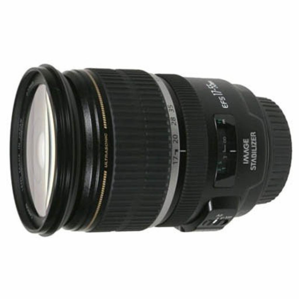 Объектив EF-S 17-55mm f/2.8 IS USM Canon (1242B005)