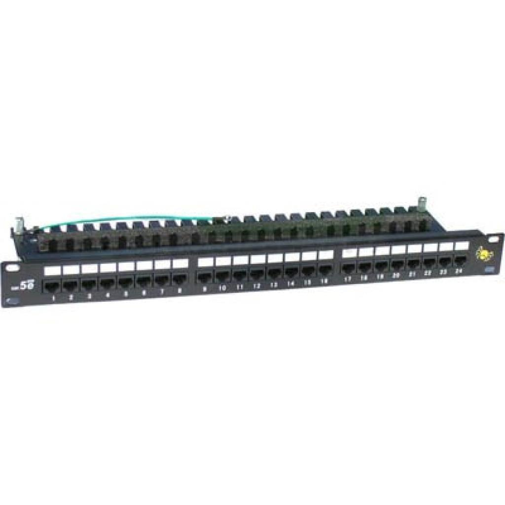 Модуль для шкафа FP-2724-C5E Exalan (РР- UTP24- WMR)