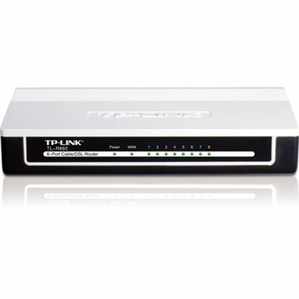 Маршрутизатор TP-Link TL-R860
