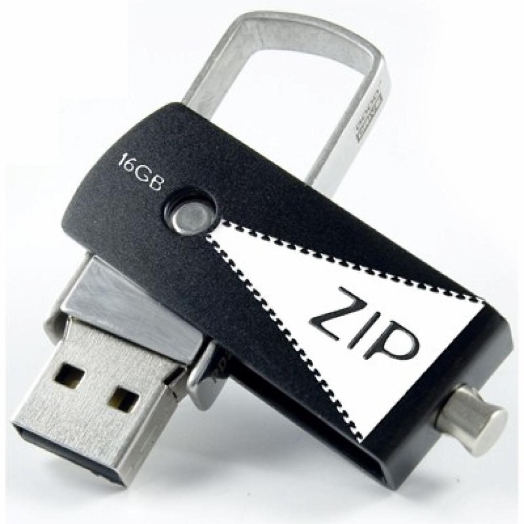 USB флеш накопитель GOODRAM 16Gb Zip (PD16GH2GRZIKR9)