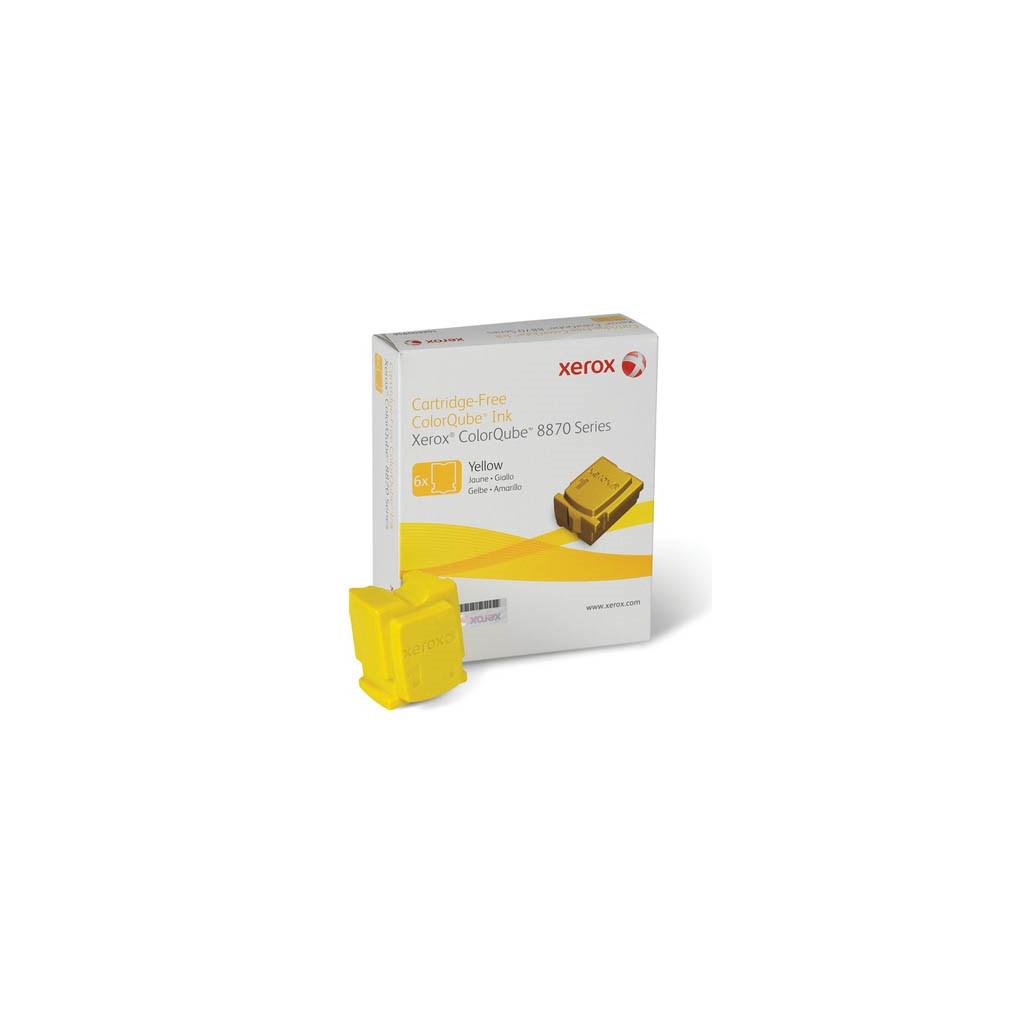 Картридж XEROX CQ8870 Yellow (108R00960)