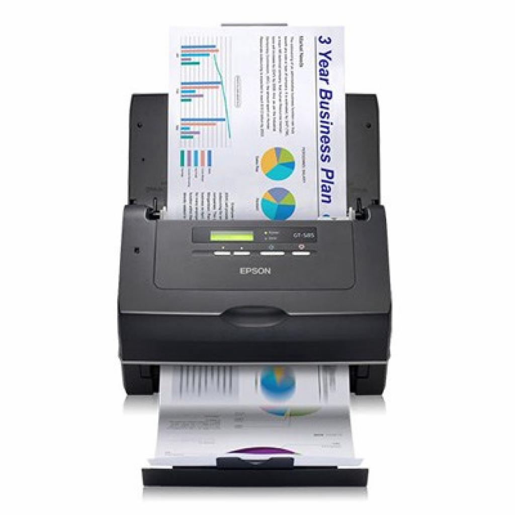 Сканер EPSON GT-S85N (B11B203301NP)