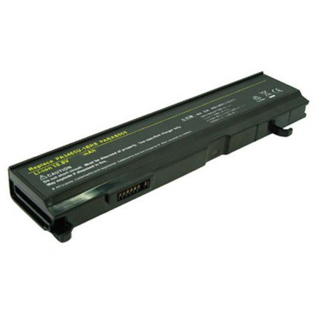 Аккумулятор для ноутбука TOSHIBA PA3465U Satellite A105 (PA3451U O 43)