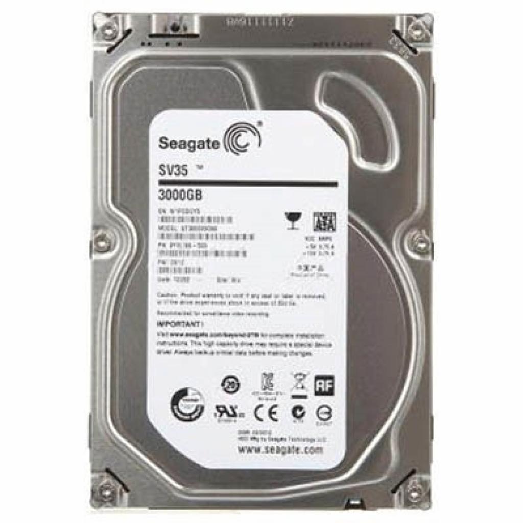 """Жесткий диск 3.5"""" 3TB Seagate (ST3000VX000)"""