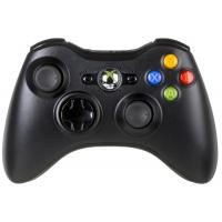 Геймпад Microsoft Wrls Xbox 360 Controller for Windows USB Black Ret (JR9-00010)