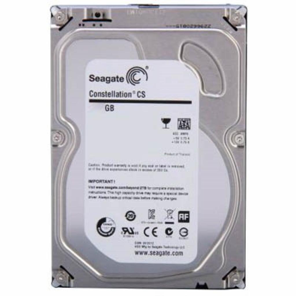 """Жесткий диск 3.5"""" 1TB Seagate (ST1000NM0033)"""