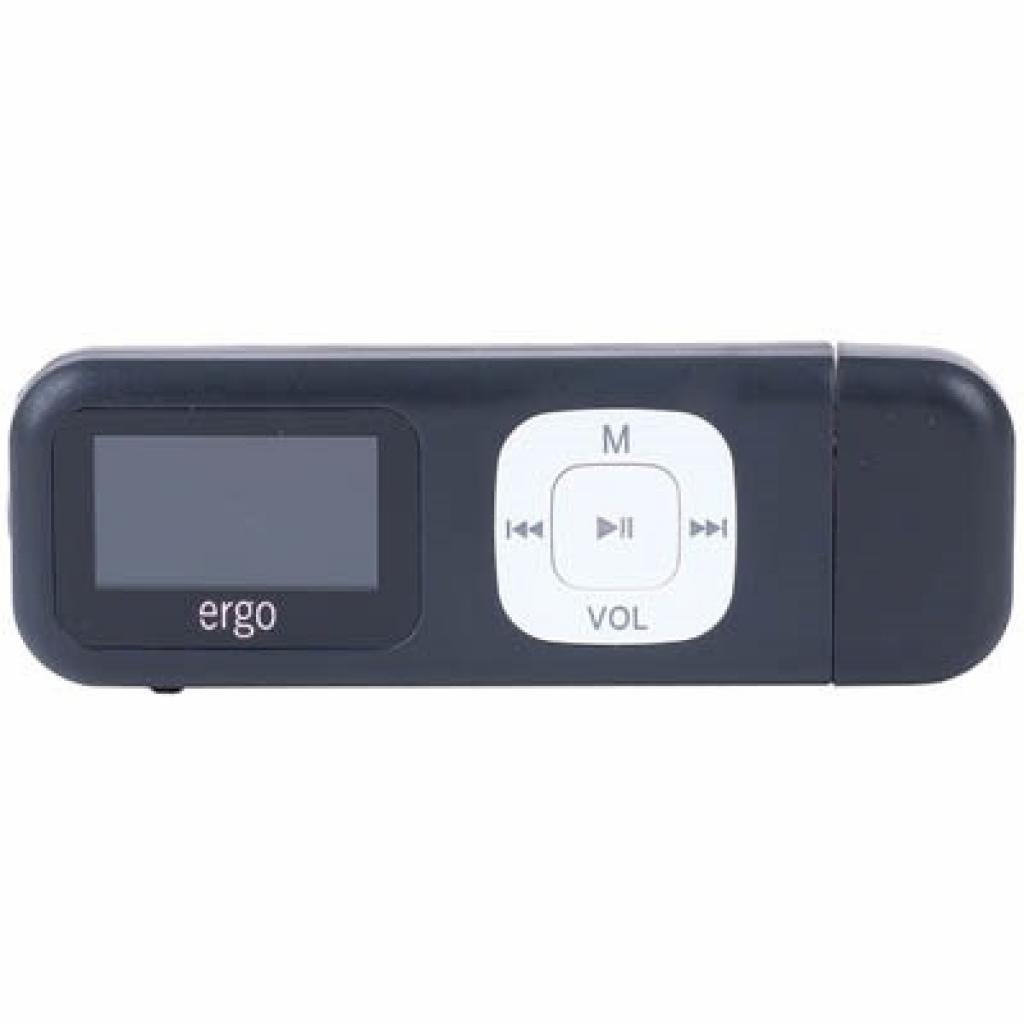 mp3 плеер Ergo Zen Basic 8GB Black (A335-8Gb(Black))