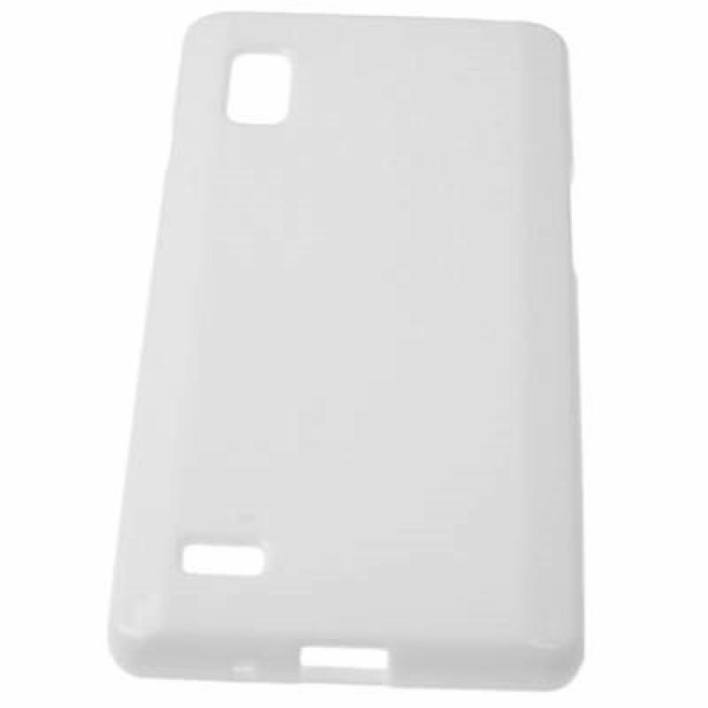 Чехол для моб. телефона Drobak для LG Optimus L9 P765 /Elastic PU (211524)