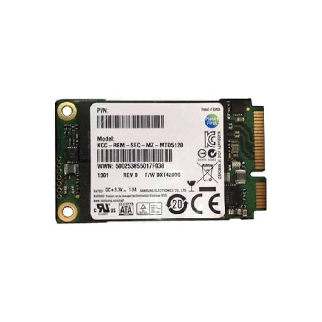 Накопитель SSD mSATA 256GB Samsung (MZMTD256HAGM-00000)