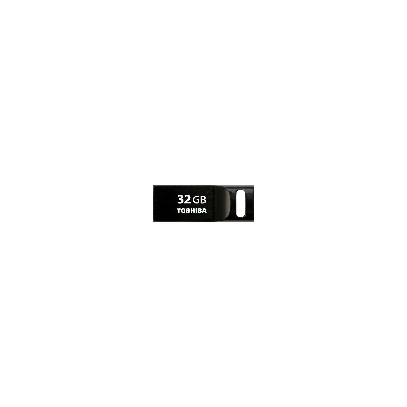 USB флеш накопитель TOSHIBA 32Gb SURUGA black (THNU32SIPBLACK(BL5)