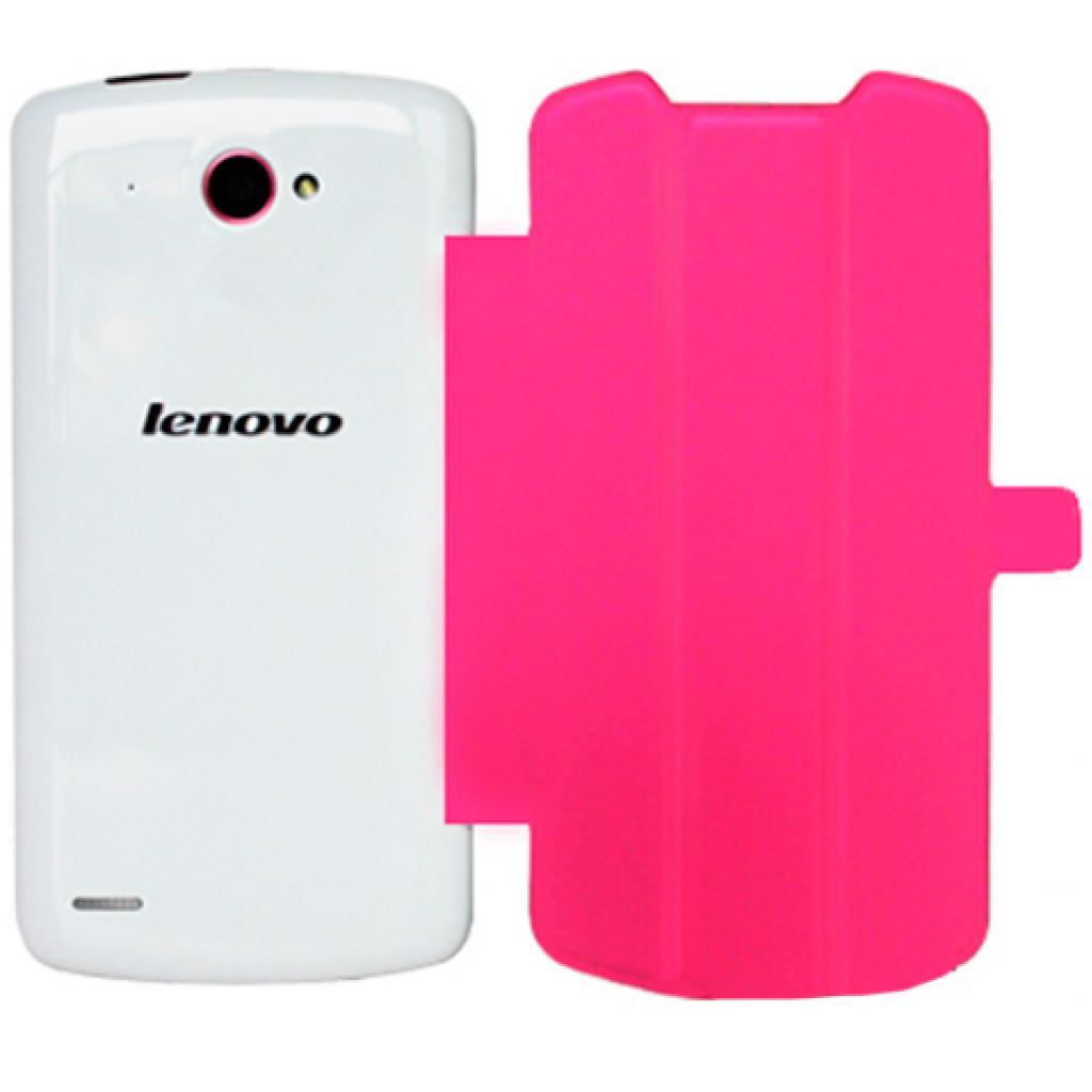 Чехол для моб. телефона Lenovo S920 Cover Pink (PG39A46245) изображение 4