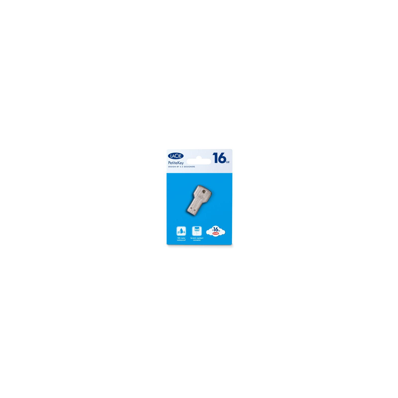 USB флеш накопитель LaCie 8Gb PetiteKey (9000346) изображение 6