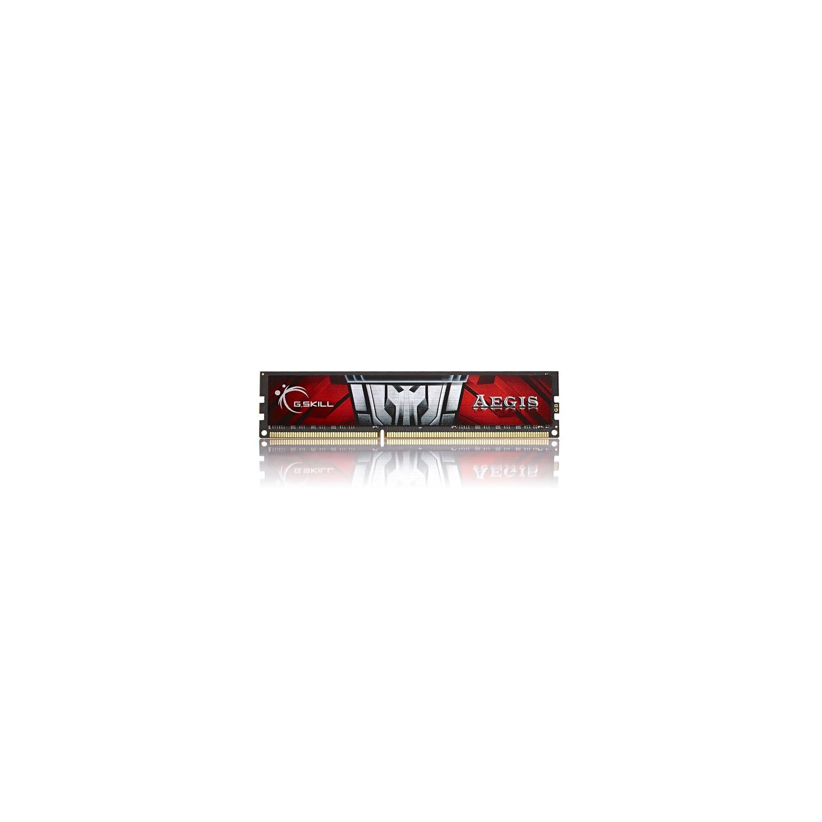 Модуль памяти для компьютера DDR3 8GB (2x4GB) 1600 MHz G.Skill (F3-1600C11D-8GIS) изображение 3