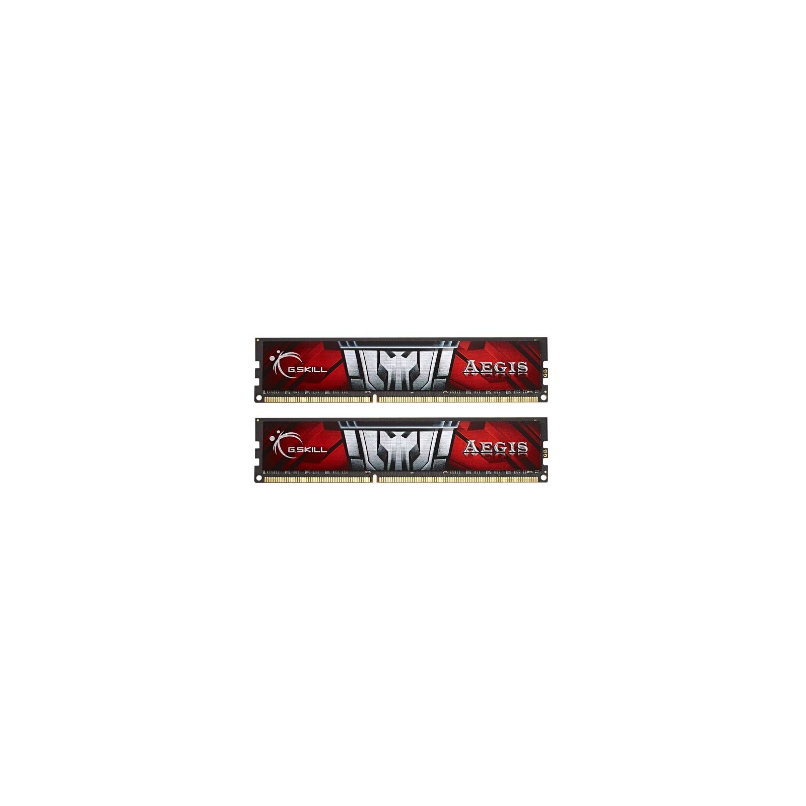 Модуль памяти для компьютера DDR3 8GB (2x4GB) 1600 MHz G.Skill (F3-1600C11D-8GIS)