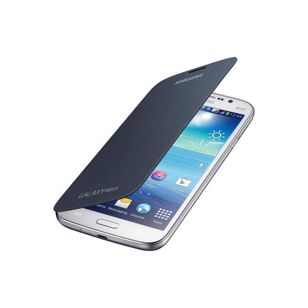Чехол для моб. телефона Samsung I9200 Galaxy Mega 6.3/Black/Flip Cover (EF-FI920BBEGWW) изображение 2