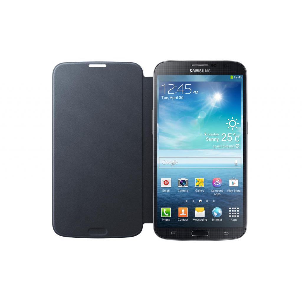 Чехол для моб. телефона Samsung I9200 Galaxy Mega 6.3/Black/Flip Cover (EF-FI920BBEGWW) изображение 3
