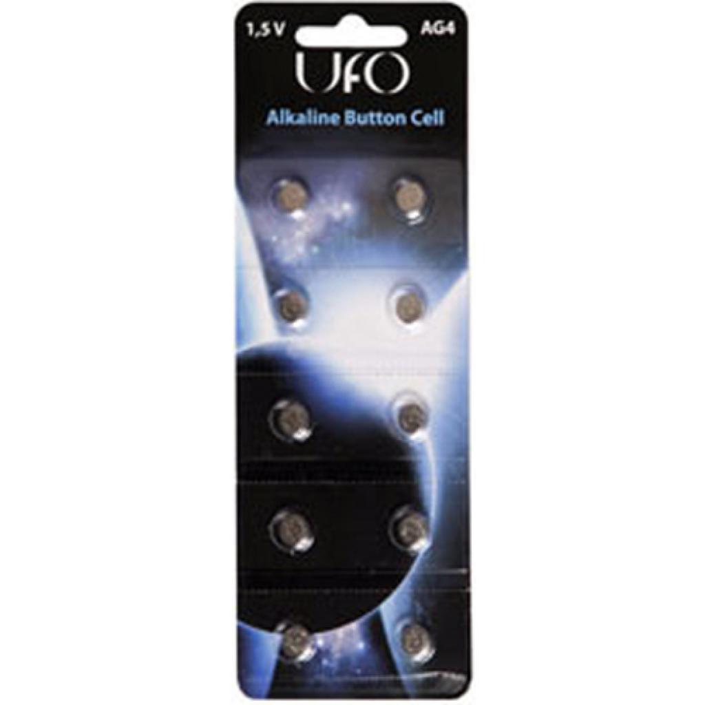 Батарейка UFO AG4 час. UFO (V377) * 10 (AG4 C10)