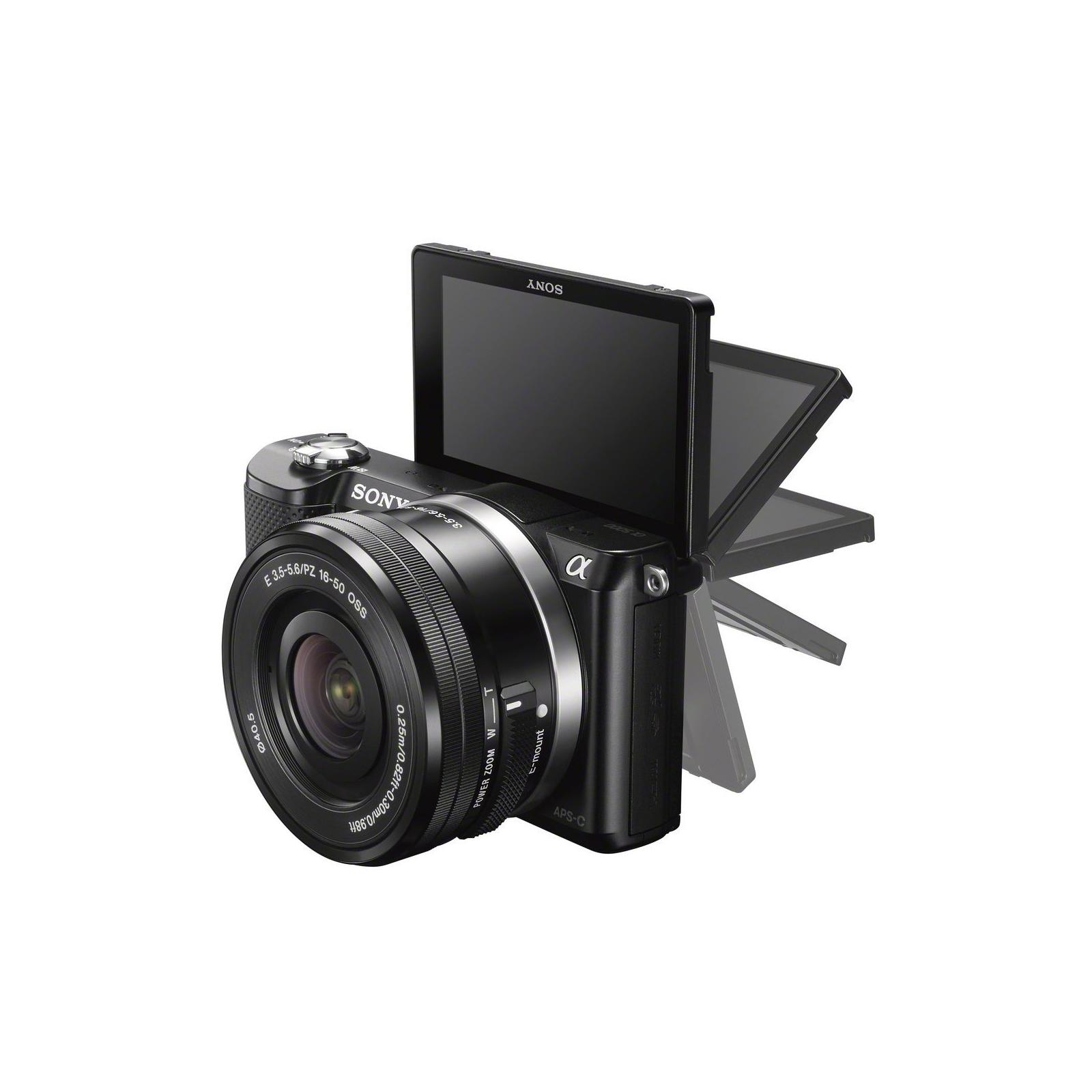 Цифровой фотоаппарат SONY Alpha 5000 kit 16-50 Black (ILCE5000LB.CEC) изображение 7