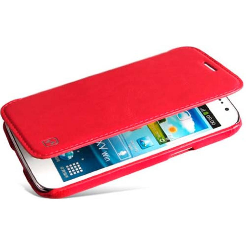 Чехол для моб. телефона HOCO для Samsung I8552 Galaxy Win /Crystal/ HS-L029/Red (6061273) изображение 3