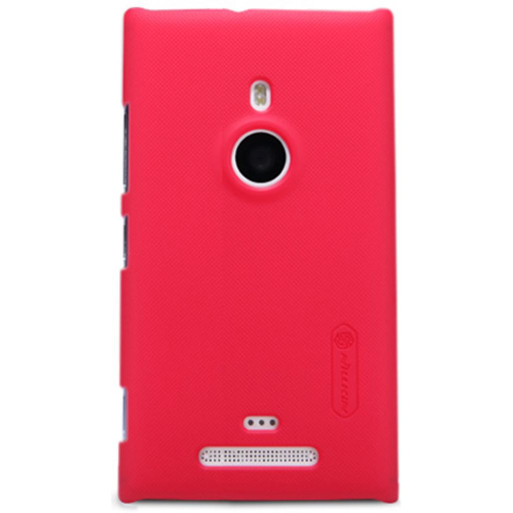 Чехол для моб. телефона NILLKIN для Nokia 925 /Super Frosted Shield/Red (6100814)
