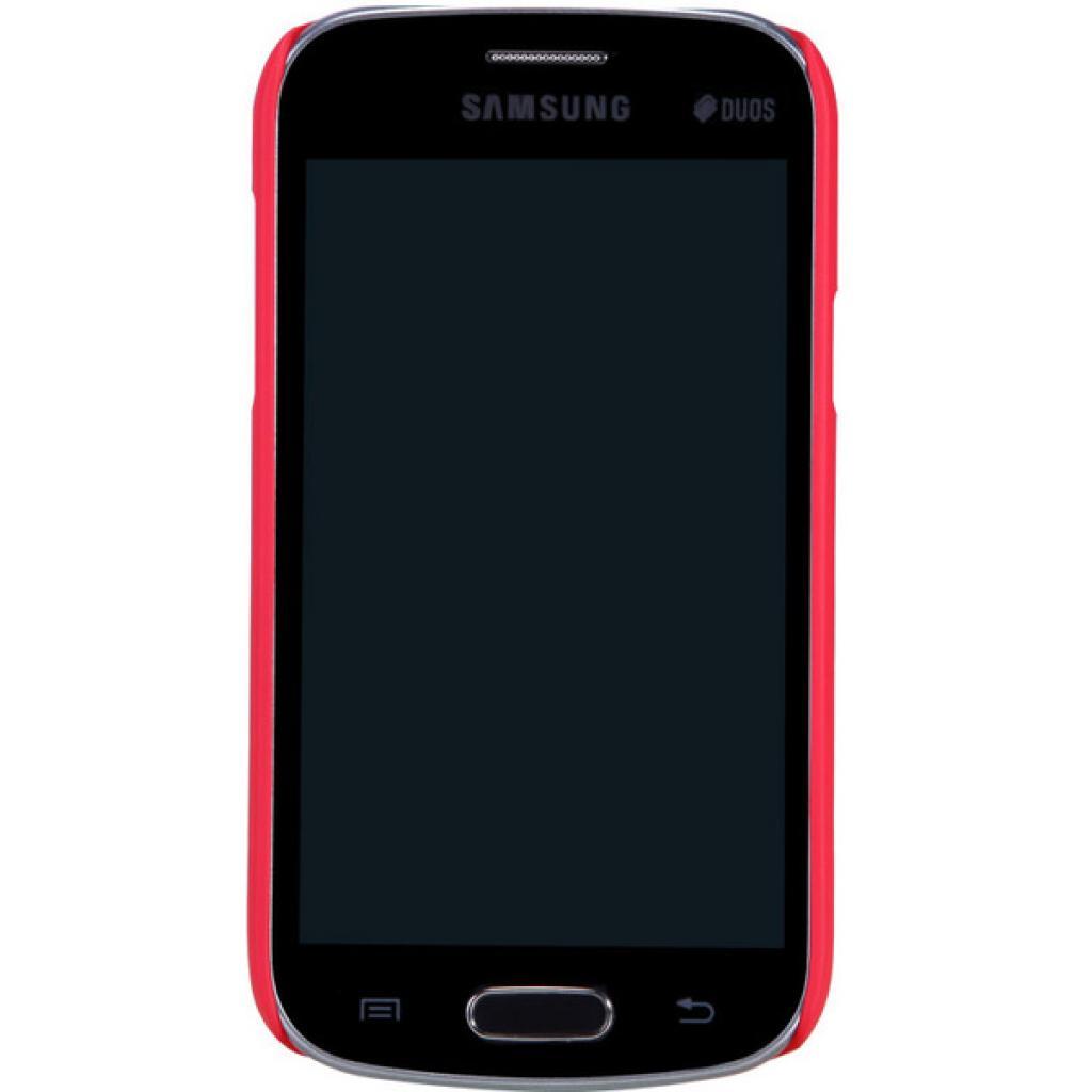 Чехол для моб. телефона NILLKIN для Samsung S7390 /Super Frosted Shield/Red (6129131) изображение 2